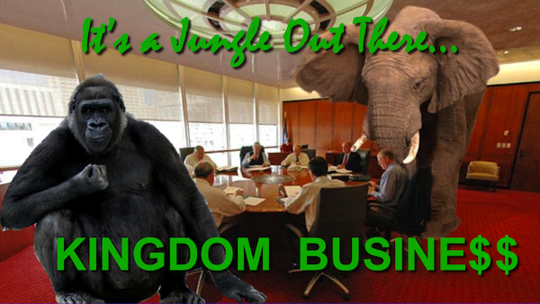 Kingdom Business Jungle web